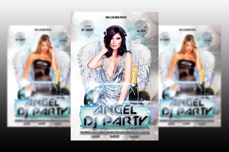Angel Party example image 1