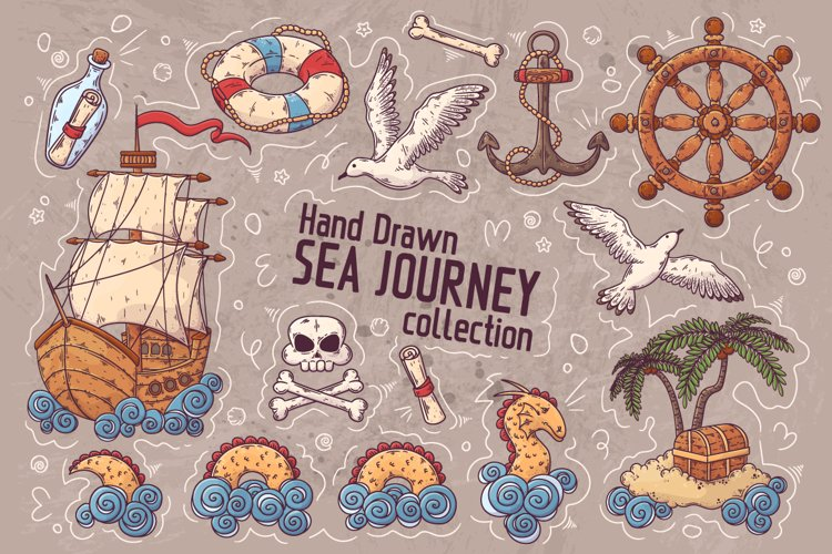 Sea Journey Collection