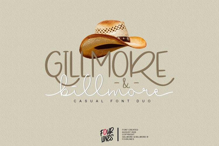 Gillmore & Billmore example image 1