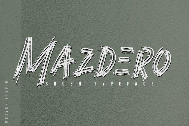 Mazdero example image 1