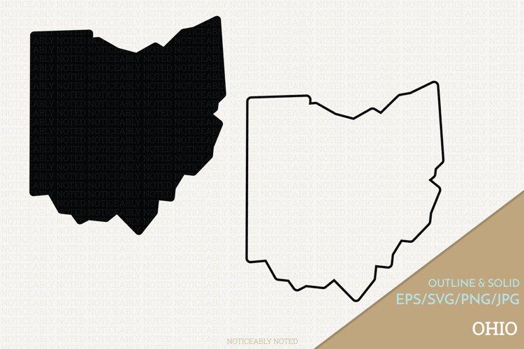 Ohio Vector / Clip Art example image 1