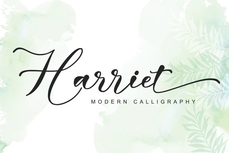 Harriet example image 1