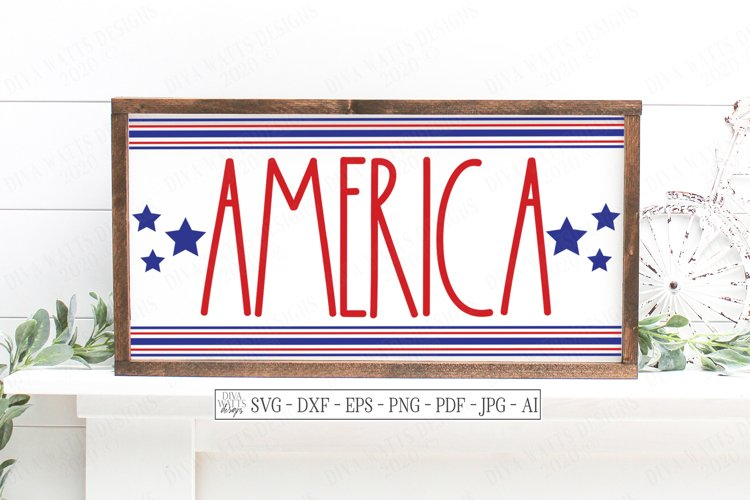 America - Patriotic - 4th of July - Independence Grain Sack example