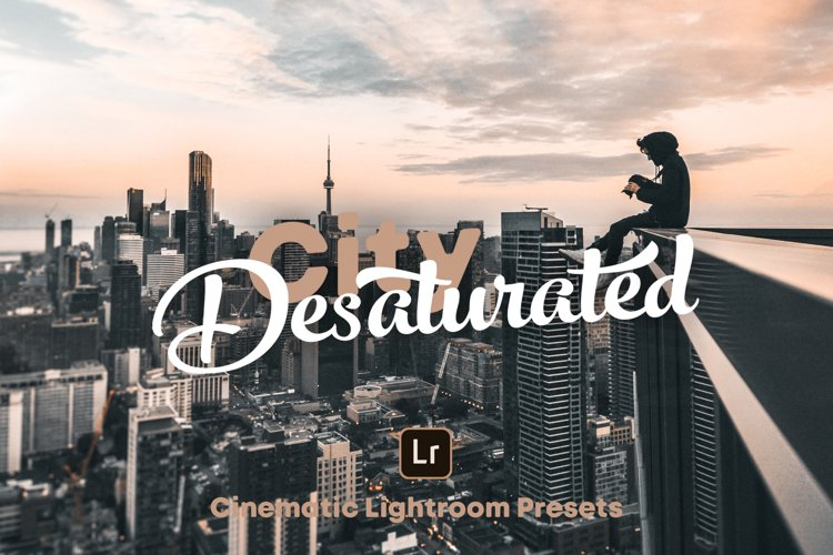 City Desaturated - Lightroom Presets example image 1