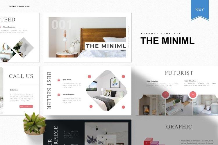 The Miniml | Keynote Template example image 1