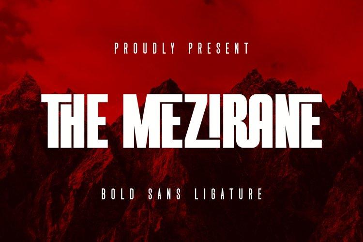 The Mezirane example image 1