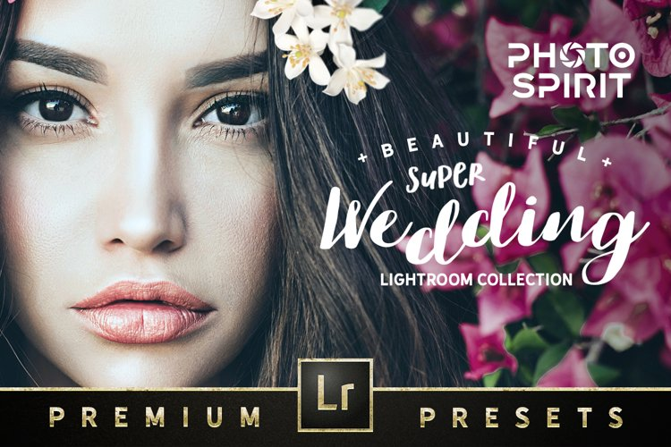 Premium Beautiful Wedding Presets example image 1