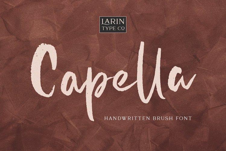 Capella example image 1