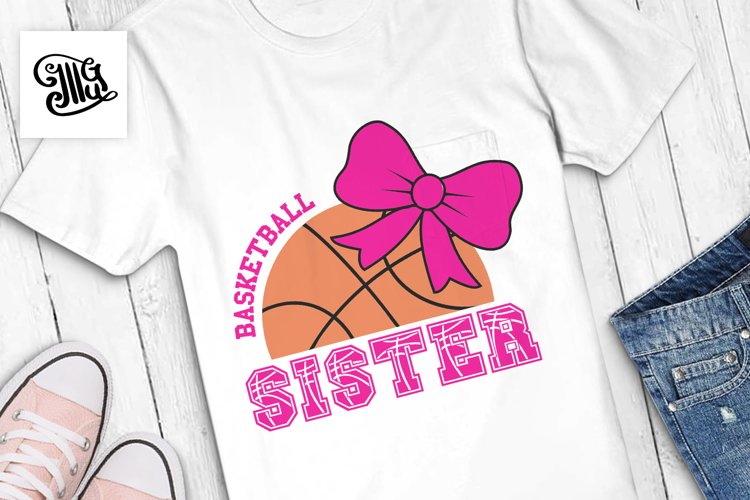 Basketball sister example image 1