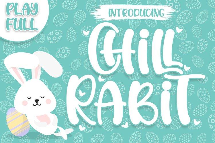 Chill Rabit example image 1