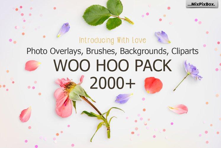 WOO HOO PACK example image 1