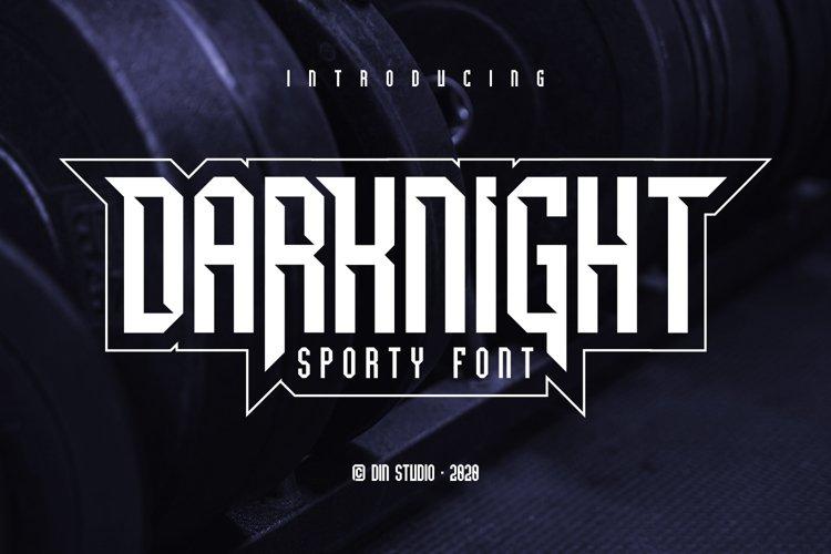 Darknight example image 1