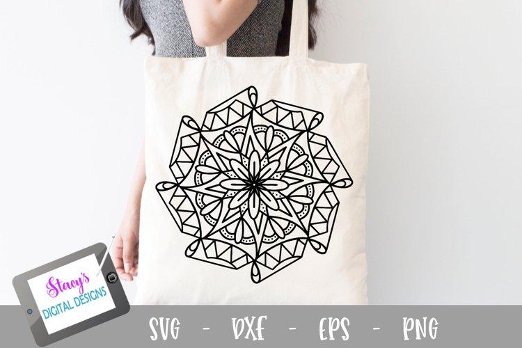 Mandala SVG - Mandala Design 1