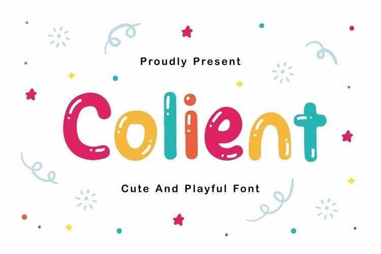 Web Font Colient example image 1