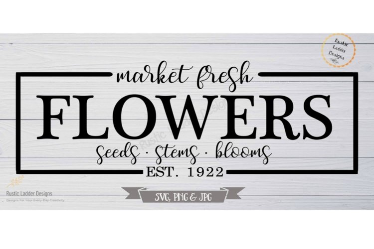 Market Fresh Flowers