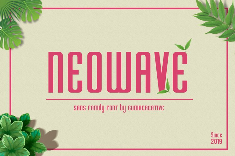 Neowave example image 1