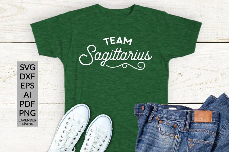 Sagittarius SVG - Zodiac SVG - Zodiac signs - Horoscope sign example image 1
