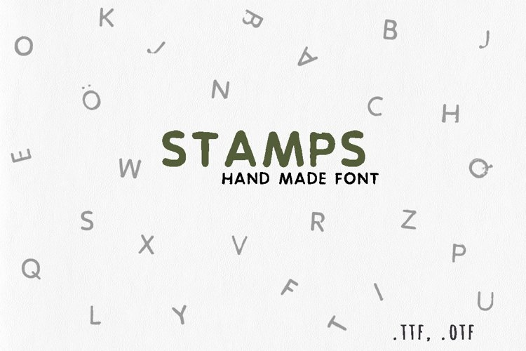 Stamps example image 1