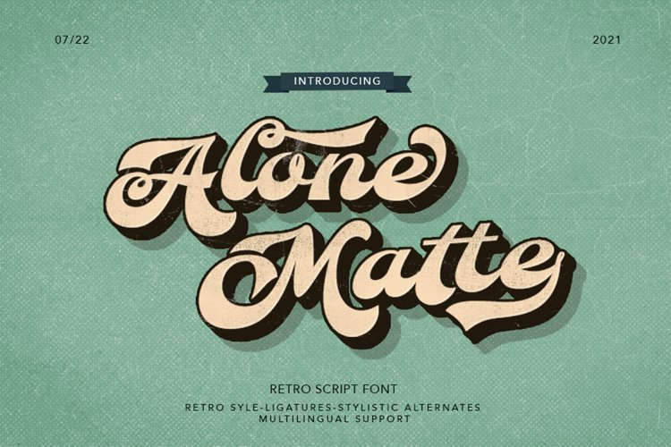 Alone Mate example image 1