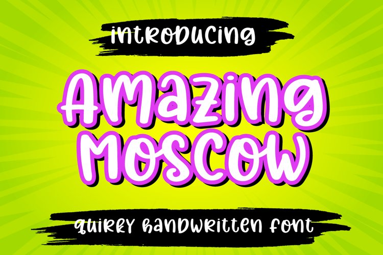 Amazing Moscow example image 1
