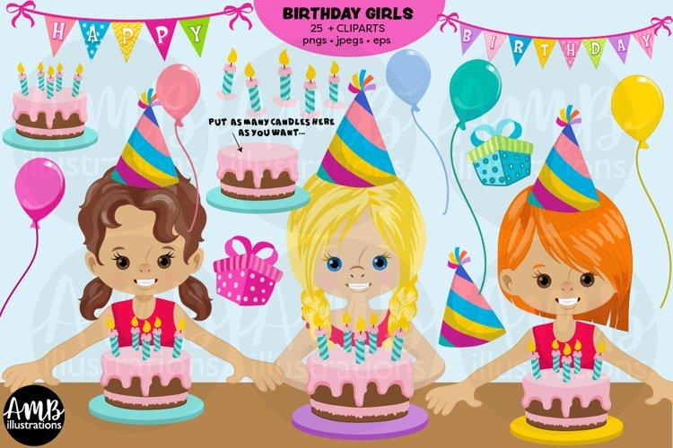 Birthday Girls AMB-2977