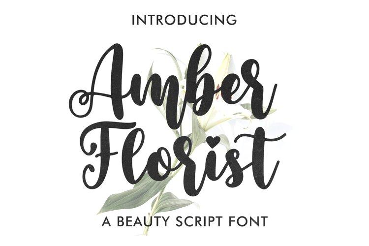 Amber Florist example image 1