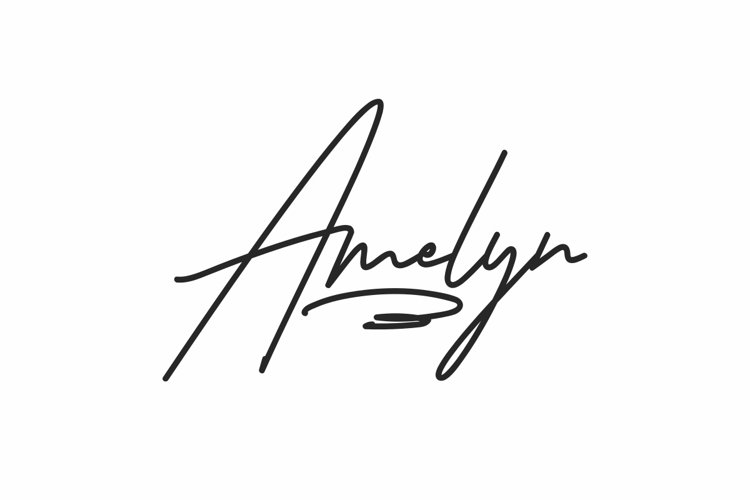 Amelyn example image 1