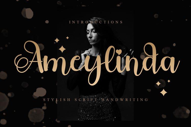 Ameylinda example image 1