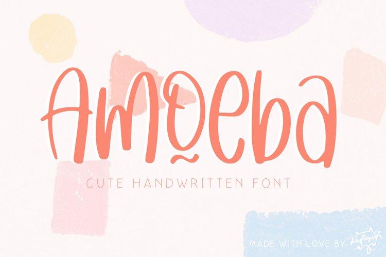 Amoeba example image 1