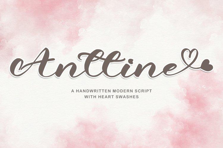Anttine