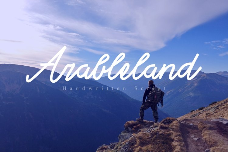 Arableland example image 1