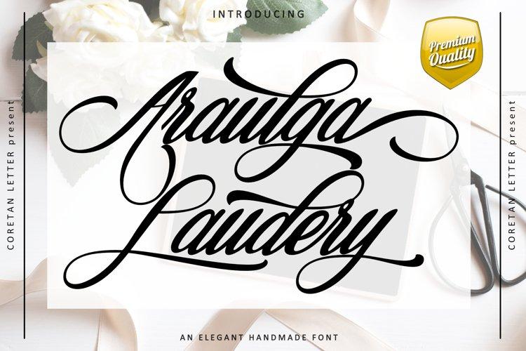 Araulga Laudery example image 1