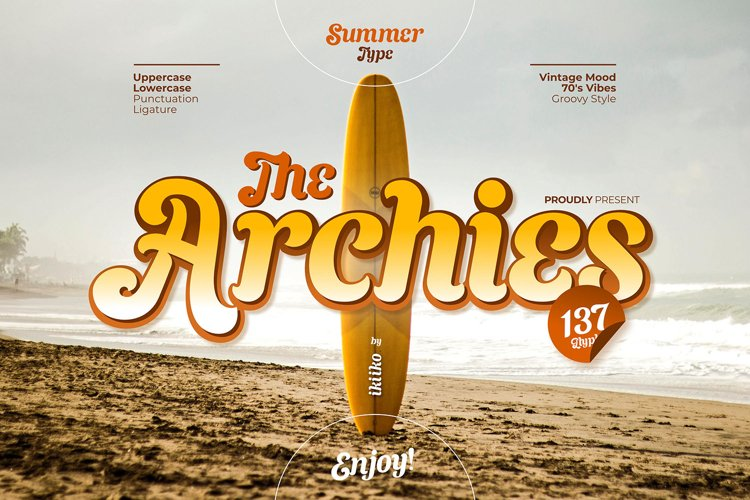 The Archies example image 1