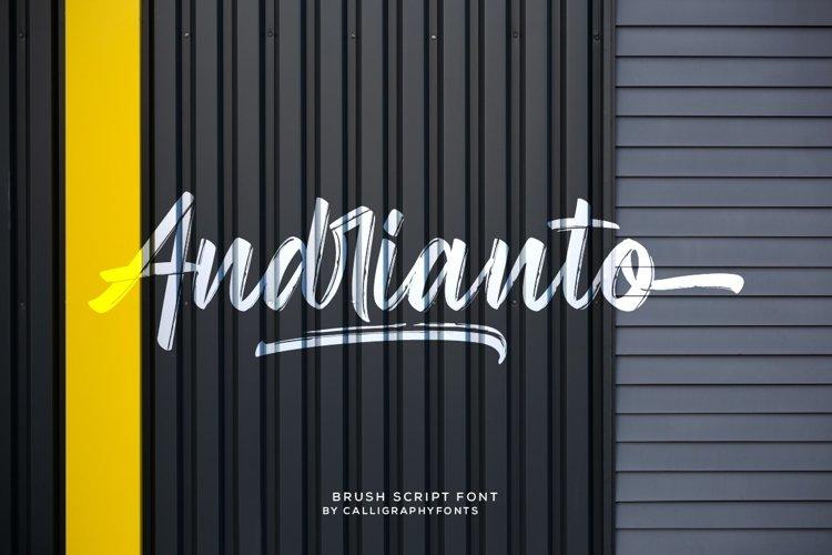 Andrianto example image 1