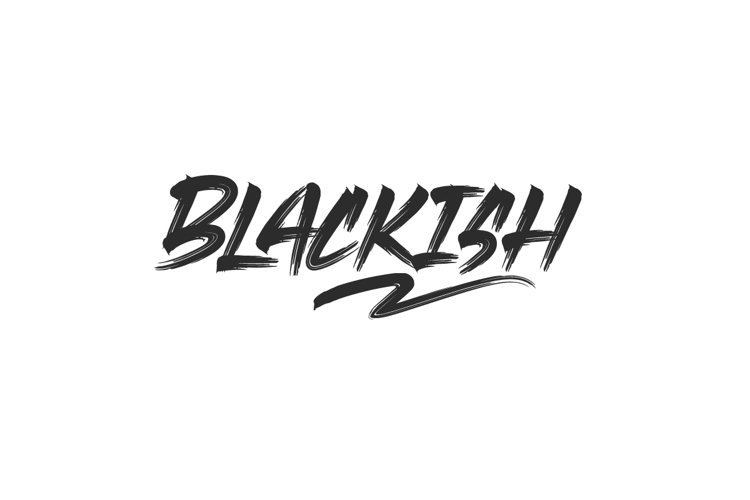 Blackish example image 1