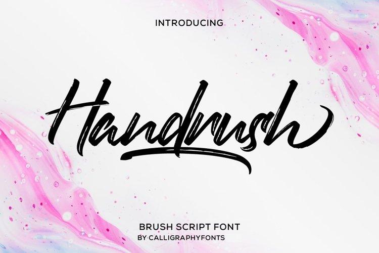 Handrush example image 1