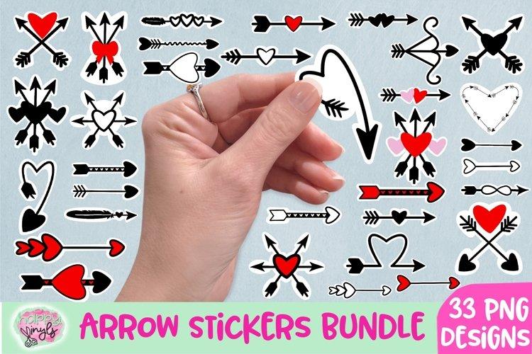 Arrow Planner Stickers - A Sticker Bundle