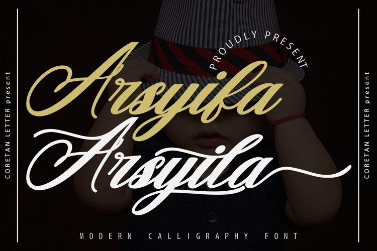 Arsyifa Arsyila example image 1