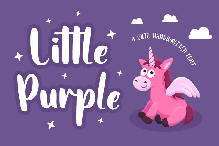 Little Purple example image 1