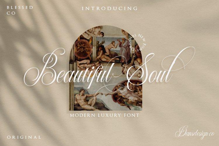 Beautiful Soul example image 1