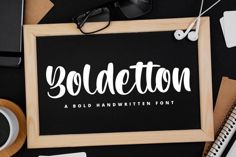 Boldetton example image 1