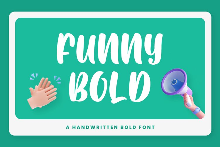 Funny Bold example image 1