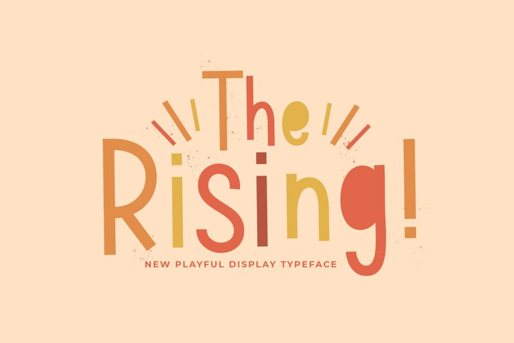 The Rising example image 1