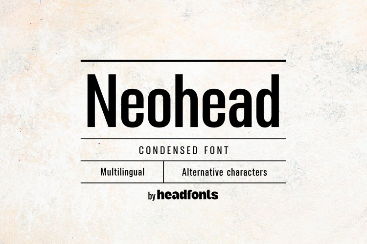 Neohead example image 1