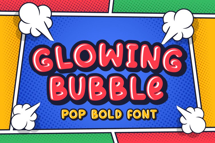 Glowing Bubble example image 1
