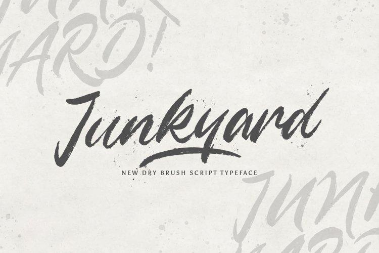Junkyard example image 1