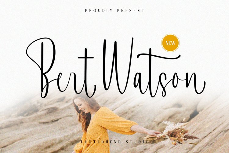 Bert Watson - Beauty Script example image 1