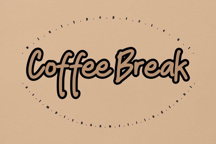 Coffee Break example image 1
