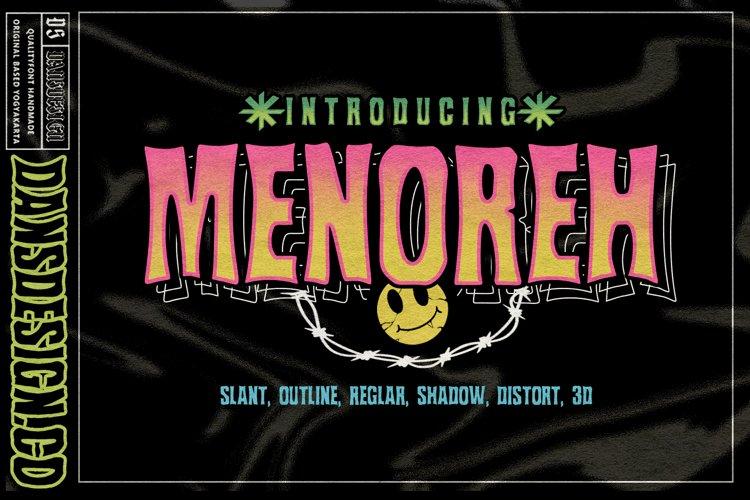 MENOREH example image 1