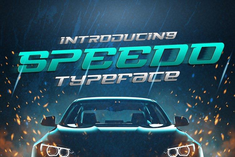 Speedo example image 1